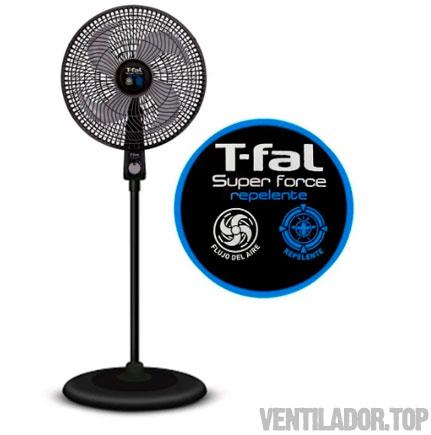 Ventilador Pedestal Y Pared T-falt Función Repelente