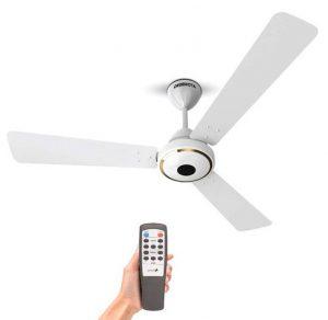 comprar ventilador para techo con control remoto