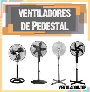 los mejores ventiladores de pedestal