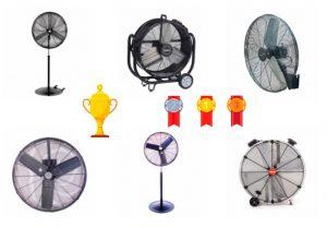los mejores ventiladores industriales