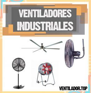ventilador tipo industrial