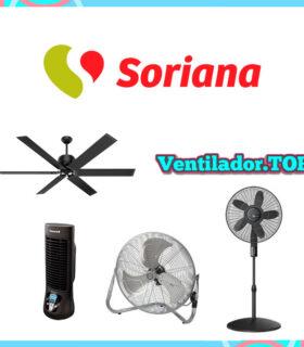 Ventiladores Soriana
