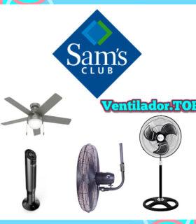 Ventiladores Sams Club