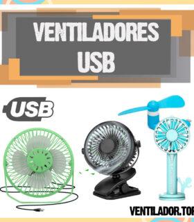Ventiladores USB