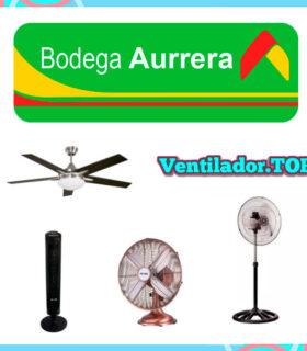 Ventiladores Bodega Aurrera