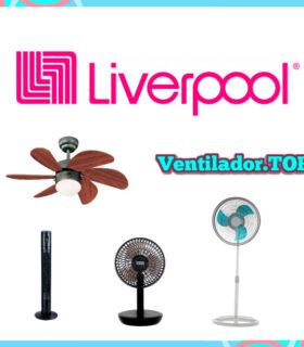 Ventiladores Liverpool
