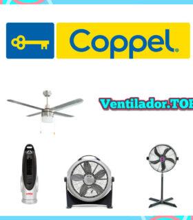 Ventiladores Coppel