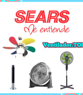 Ventiladores Sears